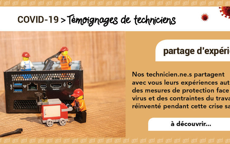 PAROLES DE TECHNICIENS