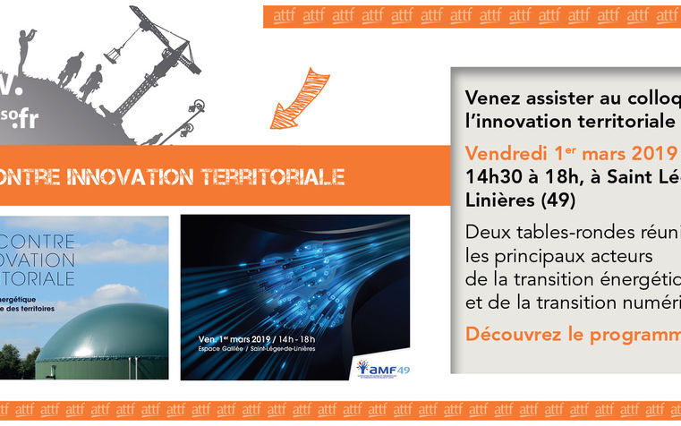 Rencontre innovation territoriale