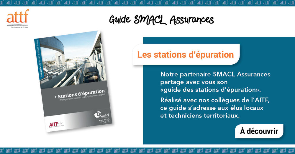 Le guide des stations d'épuration SMACL Assurances