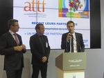 Le Ministère répond à l'invitation de l'ATTF au SMCL 2014