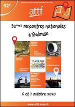 TOULOUSE 2020 - 52è Rencontres Nationales