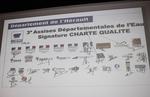 L'ATTF signataire de la Charte Qualité des réseaux d'eau potable et d'assainissement en Languedoc Roussillon