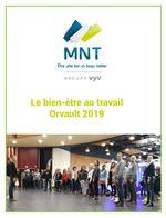 Congrès interrégional Bretagne Pays de la Loire - la MNT et le bien-être au travail