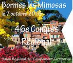 7 et 8 octobre : Congrès régional ATTF PACA & Corse à Bormes-Les Mimosas