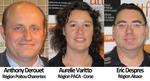 Des nouveaux membres au bureau exécutif de l'ATTF
