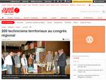Congrès régional ATTF Bretagne : la presse en parle !