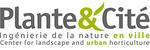 Bienvenue sur le nouveau site  de Plante & Cité !