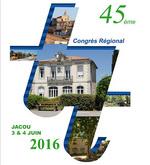 3 et 4 juin : 45ème Congrès régional de l'ATTF Languedoc-Roussillon à Jacou (34)
