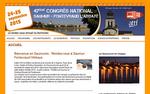 Congressistes, visiteurs, partenaires, entreprises : Le site du 47ème congrès national de l'ATTF est en ligne !