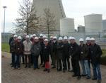 Visite de la Centrale Nucléaire de Civaux et de l'usine Buroform à Valdivienne
