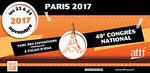 Congrès 2017 : Rendez-vous à Paris les 23 et 24 novembre !