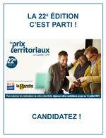 Prix territoriaux La Gazette GMF, C'EST PARTI !