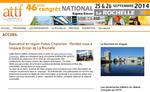 46ème congrès national de l'ATTF à La Rochelle : le programme découverte et convivialité !