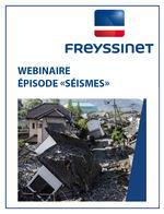 Webinaire Freyssinet / Les séismes