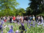 ATTF Centre : une Assemblée Générale 2014 fleurie au Parc Floral d'Orléans, un exemple en matière d'aménagement