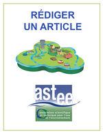 APPEL À CONTRIBUTION /// ARTICLES TSM /// ASTEE
