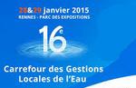 L'ATTF anime un focus au 16e Carrefour des gestions locales de l'eau à Rennes en Janvier