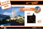 48ème congrès national à Limoges : Le programme scientifique et technique est finalisé !