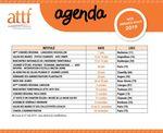 Agenda - dates à venir