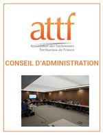 Réunion de notre bureau exécutif et Conseil d'Administration