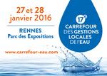 L'ATTF au Carrefour de l'Eau à Rennes les 27 et 28 janvier