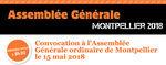 Assemblée Générale de l'ATTF du mardi 15 mai : Votre convocation